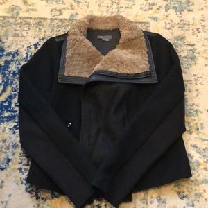 Vince Wool, Leather & Suede Bomber!!